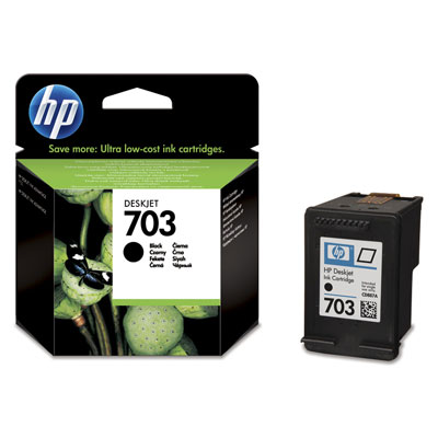 Cartridge HP F703 czarny CD887AE