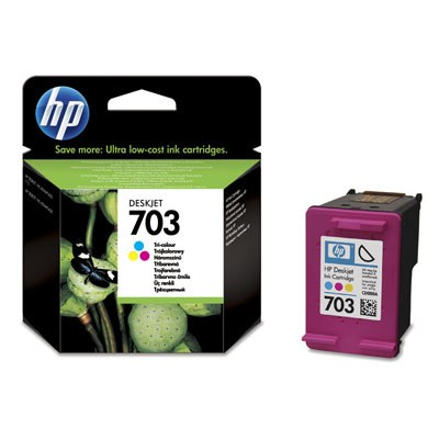 Cartridge HP F703 kolor CD888AE