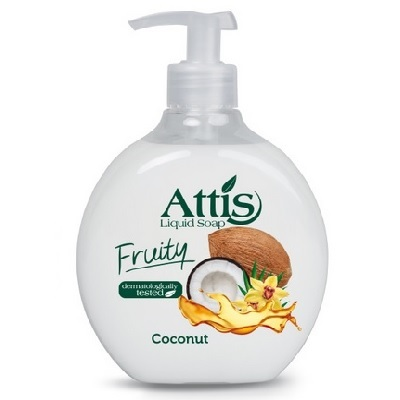 Mydło Attis Fruity 500 ml Coconut